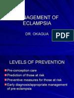 Management of Eclampsia
