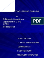 Management of Uterine Fibroid 2