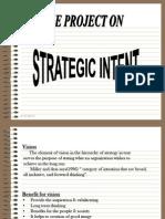 srategic intent001