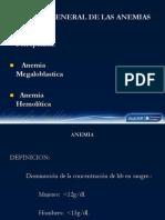 Anemia Clasificacion