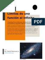 Límites de una función al infinito