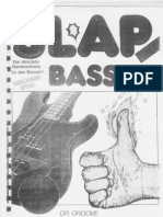 Slap Bass Method - Dr Groove
