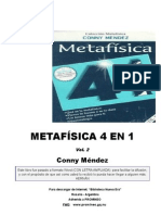 Metafisica 4 en 1 Vol II Conny Mendez