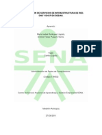Dhcp y DNS en Debian