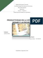 Introducción al software de producción de documentos electrónicos
