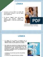 1. LÓGICA Y EPISTEMOLOGÍA