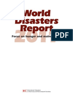 World Disasters Report 2011