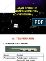 Alat Alat Pegukur Parameter Oseanografi