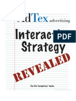 AdTex Advertising Interactive Strategy