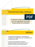 2.4 Participatory Rural Appraisal