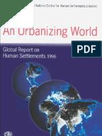 UNHABITAT 1996 Urbanizing World