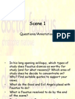 Scene 1 Questions