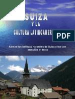 Suiza Para Reflexion y Accion