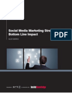 ARK1800 - Social Media Marketing Strategies for Bottom Line Impact_Part Report