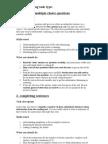 IELTS Reading Task Type