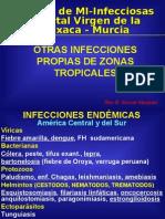 Infecciones Inmigrantes-Fiebre en Pcte Procedente Del Trópico_CLASE6º