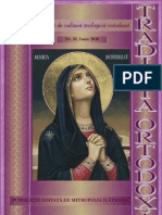 Traditia Ortodoxa nr 29