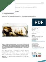 Dossier de presse - Martin uit den bogaard, Outre-vivant