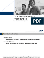 Enhancement Framework