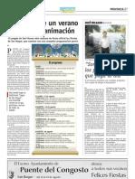 PROGRAMA DE FIESTAS - SAN ROQUE 2011