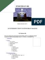 Christeos Pir- Introduction to Enochian Magick
