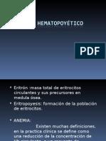 2do Certamen Sistema Hematopoyético