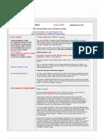 Newsletter 292