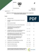 Mepc59 Report