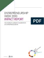 GEW Impact Report 2011