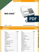 Manual Bio2000