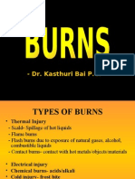 Dr.kasthuri BURNS