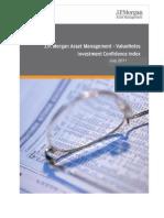 JPMVN Investment Confidence Index July 2011