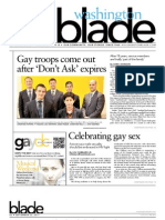 washingtonblade.com - volume 42, issue 38 - september 23, 2011