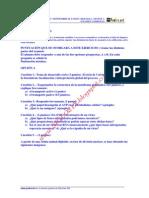 Biologia Selectividad Examen 1 Resuelto Aragon Www.siglo21x.blogspot
