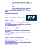 Biologia Selectividad Examen 2 Resuelto Aragon Www.siglo21x.blogspot