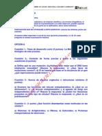 Biologia Selectividad Examen 3 Resuelto Aragon Www.siglo21x.blogspot