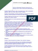 Biologia Selectividad Examen 6 Resuelto Aragon Www.siglo21x.blogspot