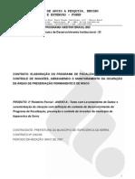 Texto Levantamento de Dados e DiagnÓstico Rt 100507
