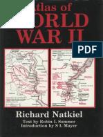 Atlas Of World War II (1985)