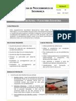FPS07_Trab Altura_Plataforma Elevatória