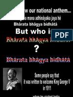 The Secret of Janaganamana