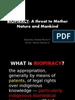 Biopiracy Ppt