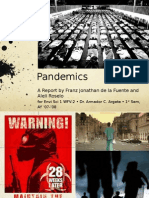 Pandemics by DelaFuente Roselo