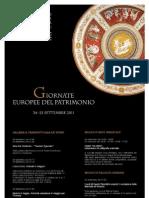 Giornate Europee Patrimonio 2011