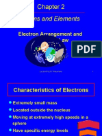 Electron Arrangement and Periodic Law