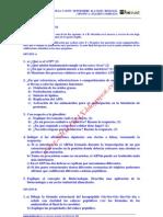 Biologia Selectividad Examen 2 Resuelto Castilla y Leon Www.siglo21x.blogspot