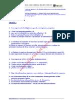 Biologia Selectividad Examen 6 Resuelto Castilla y Leon Www.siglo21x.blogspot