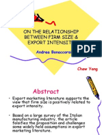IB2 GrpB L4 Relationship Between Firm Size and Exports - Chew Yang