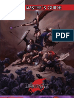 Green Ronin - Dragon Age - Set 2 - Game Master's Guide
