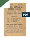 Neamul Romanesc Pentru Popor-Anul VII Nr.2-10 Ianuarie 1916